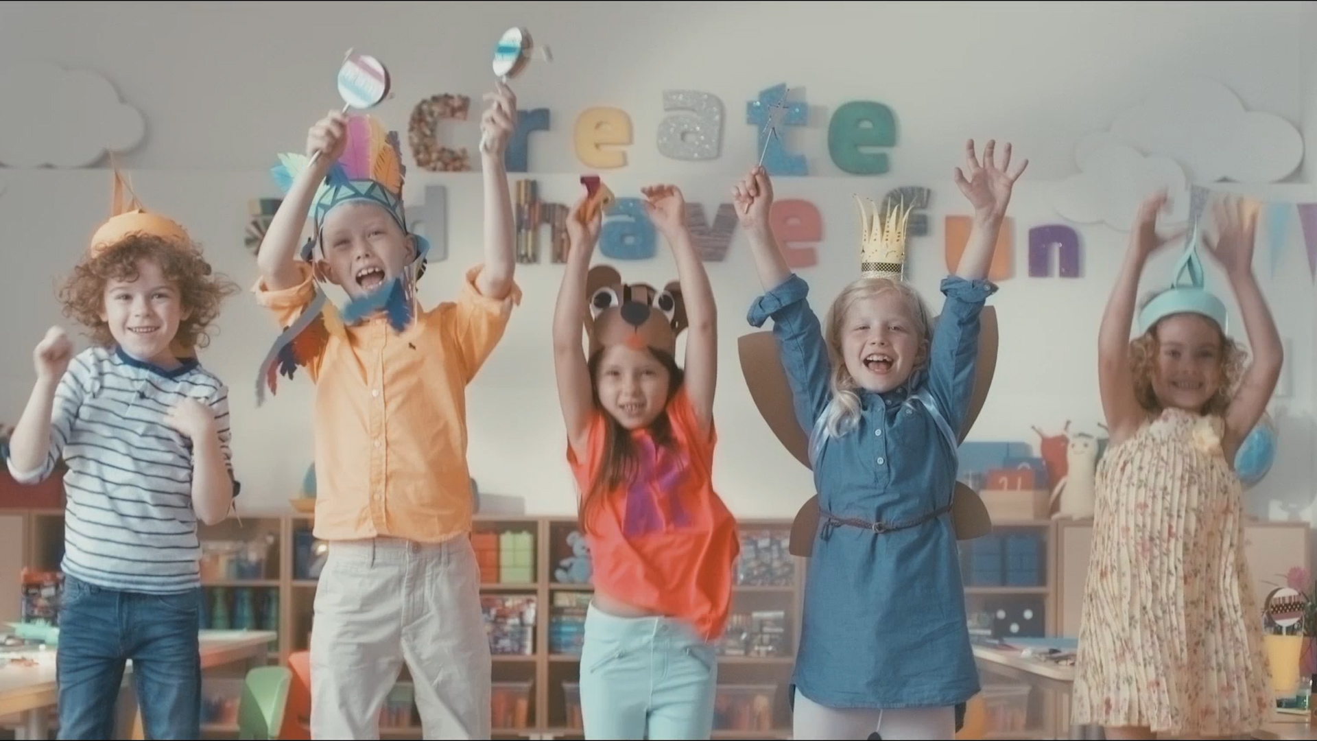Kidea - kadr z reklamy