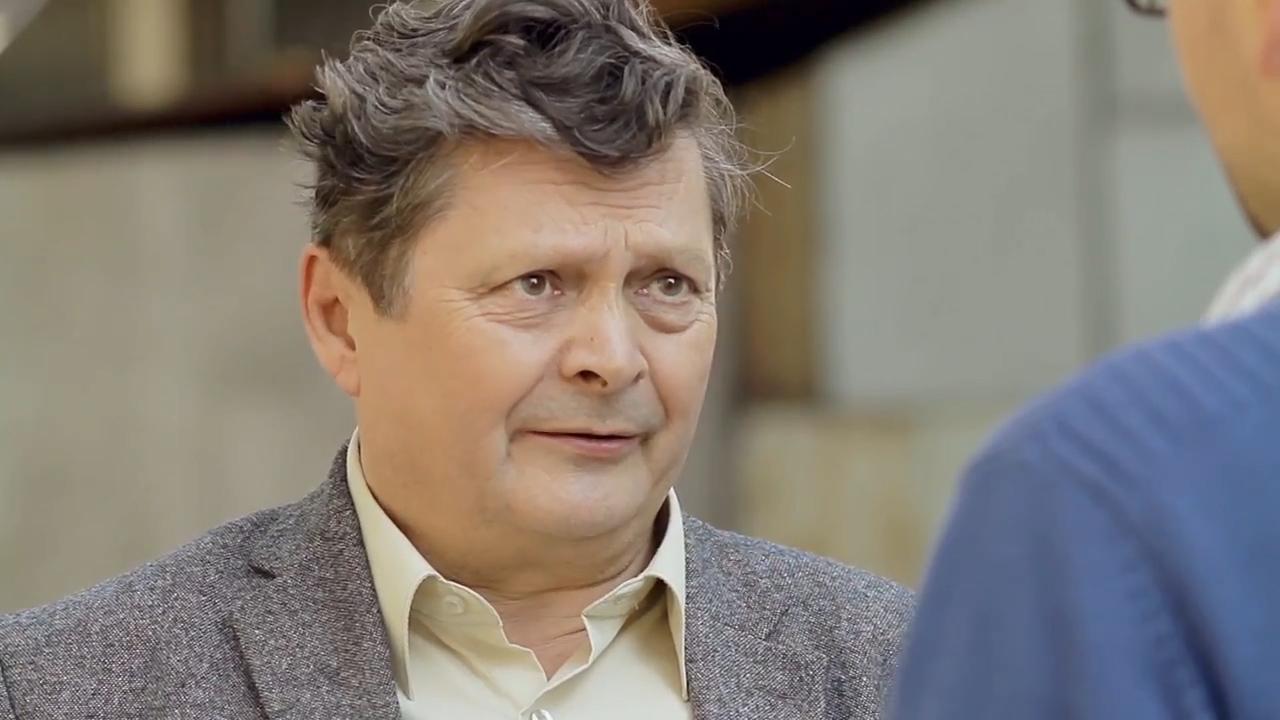 kadr z filmu Poszukiwany Hipolit Cegielski - Artur Rezler