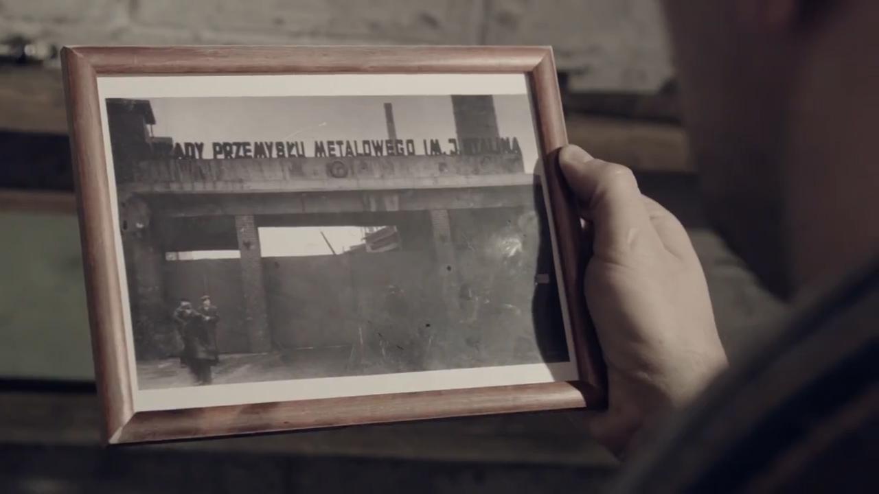 kadr z filmu Poszukiwany Hipolit Cegielski