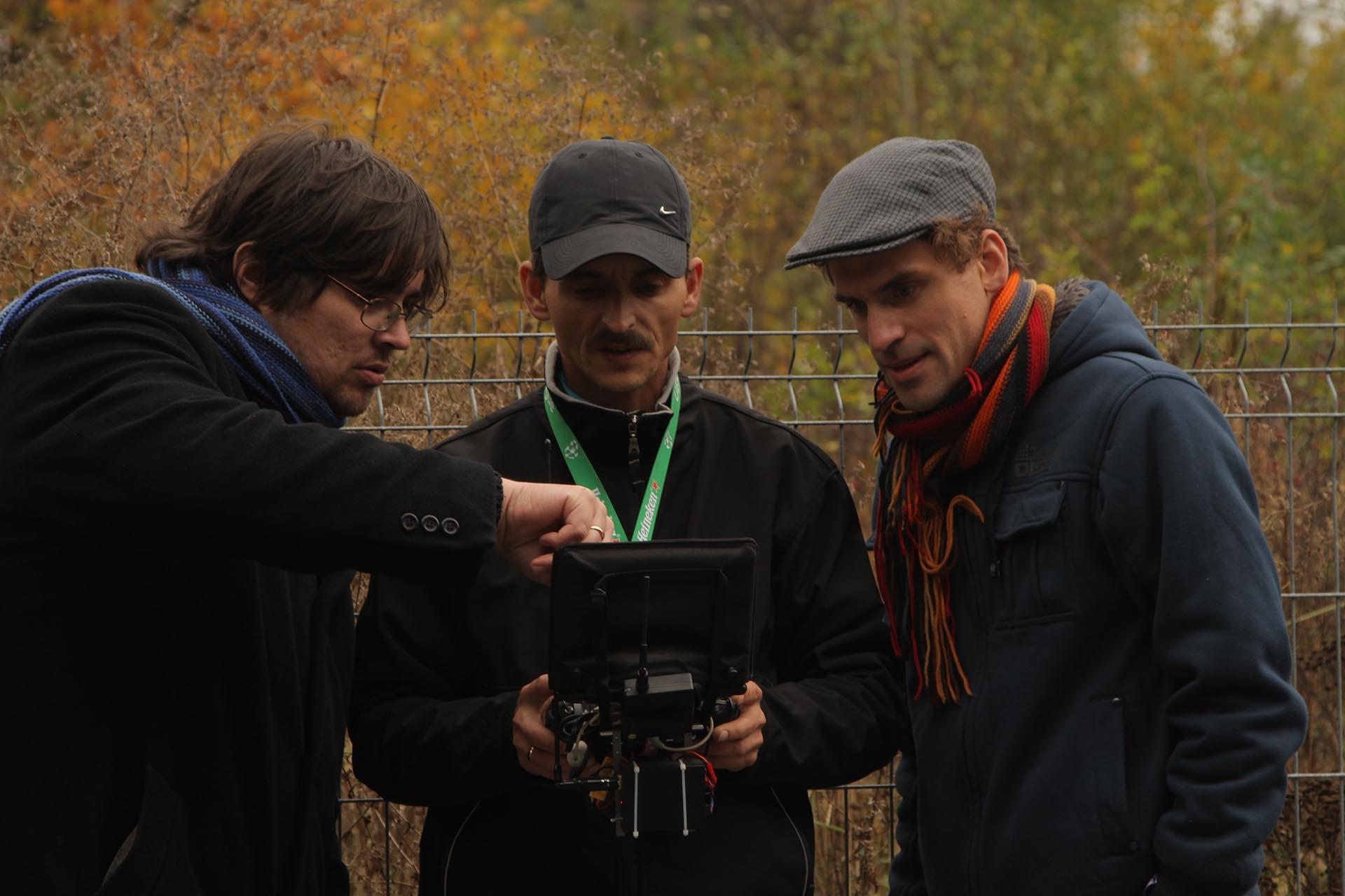 zdjęcie making of z filmu Cembrit referencje