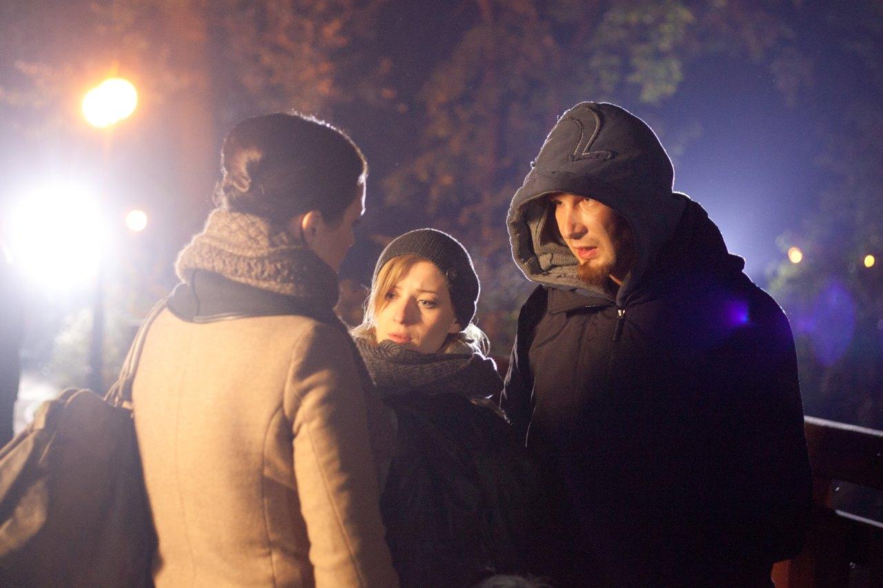 zdjęcia making of film Paranaia - Błażej Kujawa