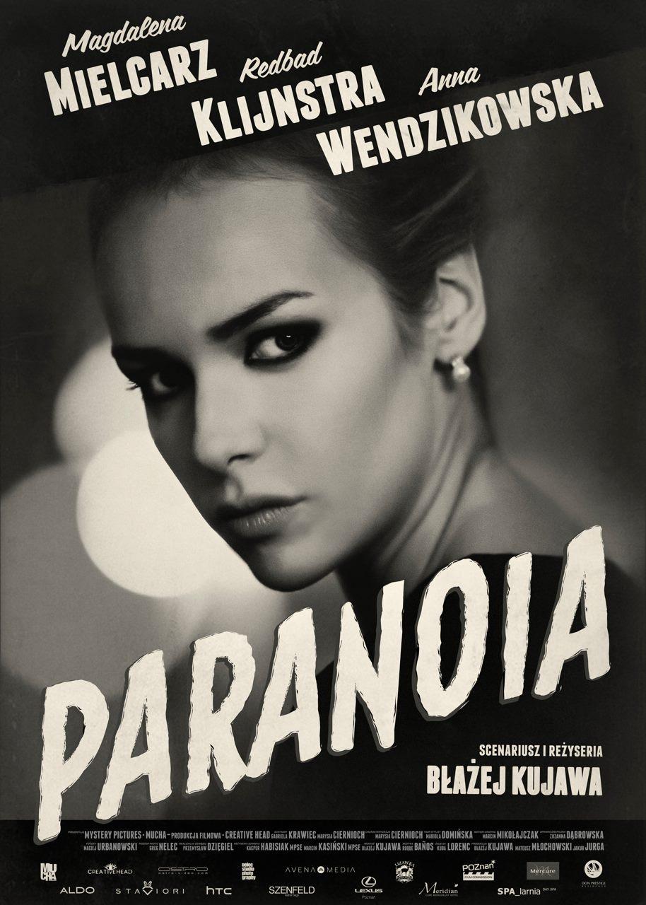 plakat filmu Paranoia