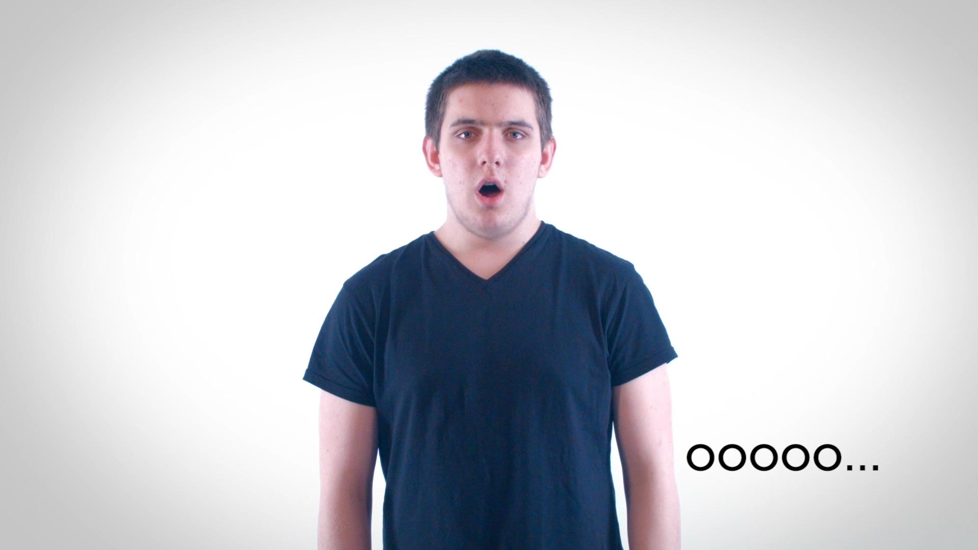 kadr z filmu ZUS Jak zochować głos