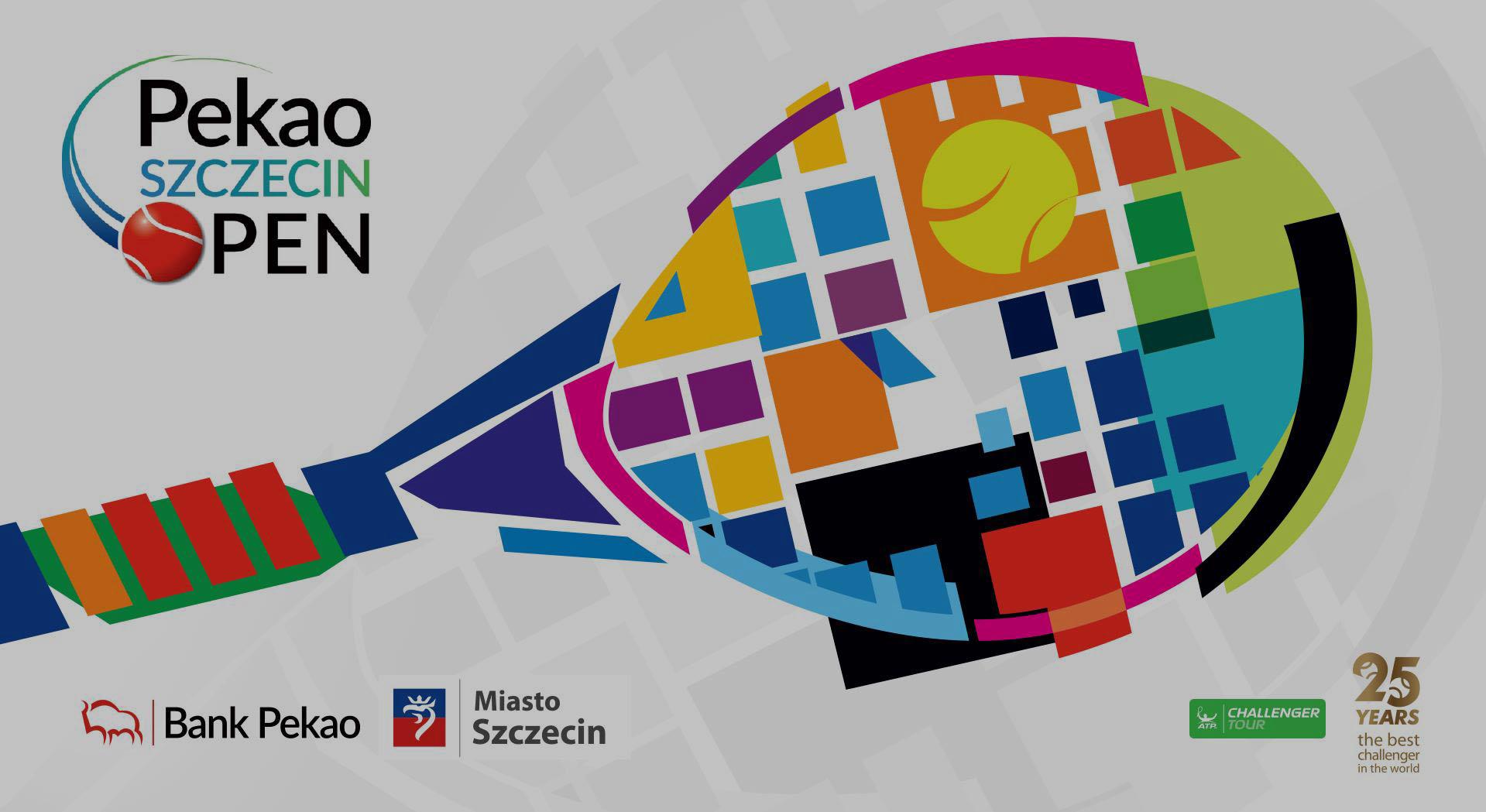 plakat Pekao Szczecin Open